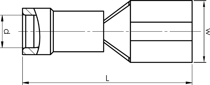 AxxxxFLS dimensions diagram