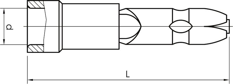 AxxxxHA dimensions diagram