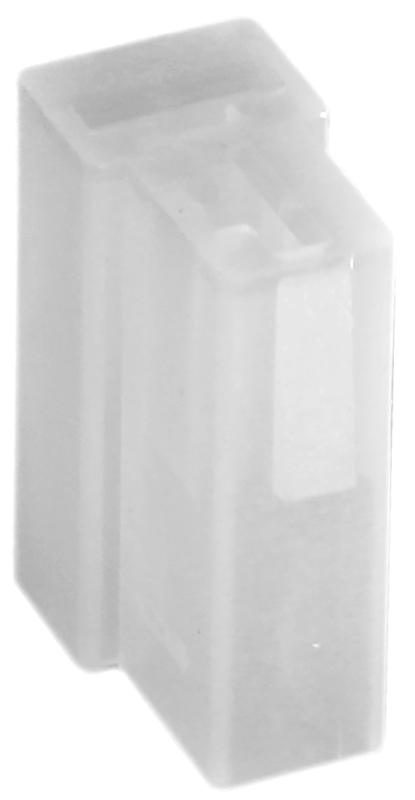 Connector block for receptacles 1.5 - 6 mm²
