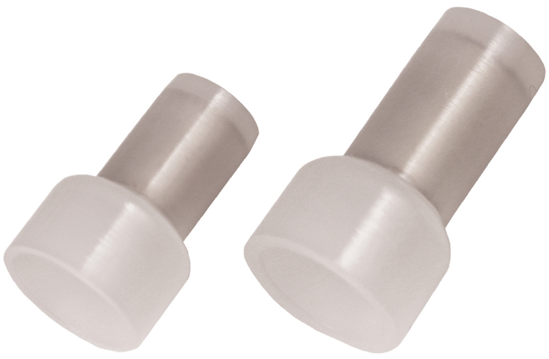 End connector sleeves fully insulated 1 - 6 mm²