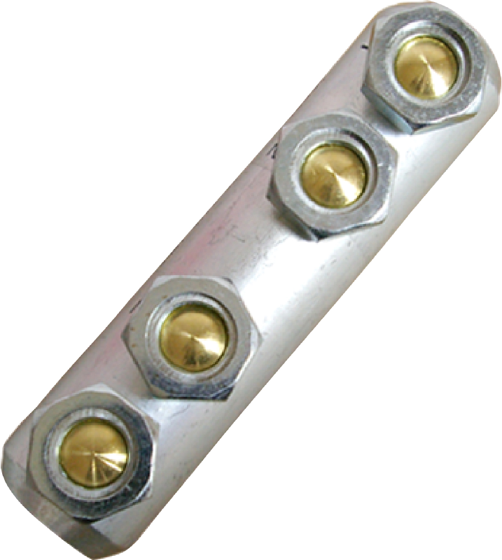 Screw connectors 10 - 630 mm² (reversible screw)
