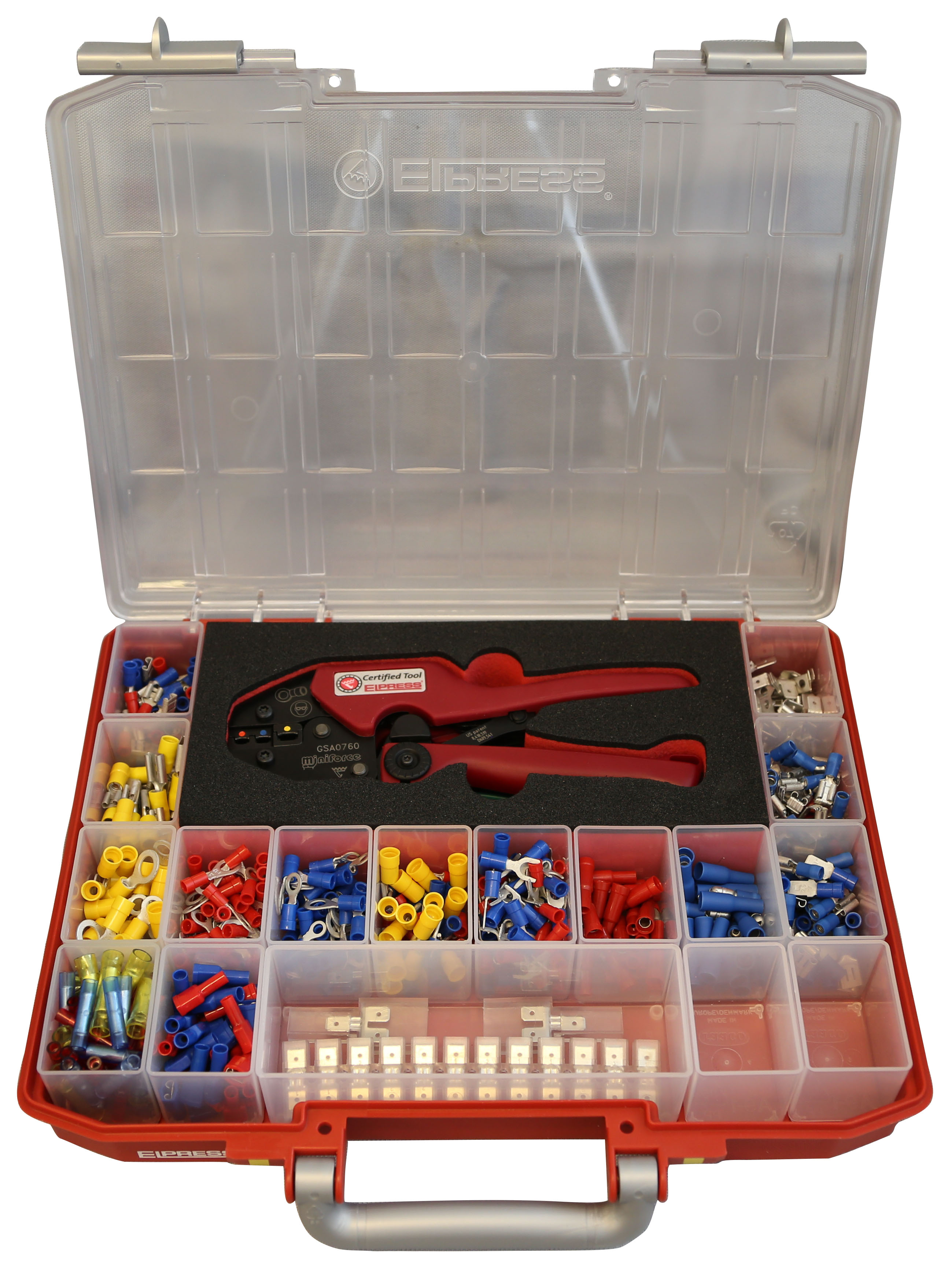 Elpress assortment box RPL605